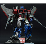 Transformers Figura Optimus Prime (Starscream Version) 30 cm