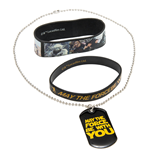 Star Wars Episode VII Pack de Regalo May The Force Be With You