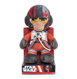 Star Wars Episode VII Peluche Poe 25 cm