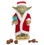 Star Wars Cascanueces Yoda 23 cm
