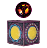 DC Comics Réplica 1/1 Mother Box 22 cm