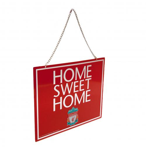 Placa Liverpool FC Home Sweet Home