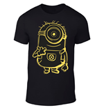 Camiseta Minions Yellow Shadow