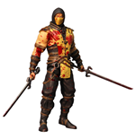 Mortal Kombat X Figura Scorpion Bloody Variant Previews Exclusive 15 cm