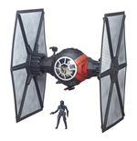 Star Wars Episode VII Black Series 6-inch Vehículo 2015 First Order Special Forces TIE Fighter 65 cm