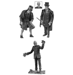 Universal Monsters Legacy Series Black & White Box Set #4 Pack de 3 Figuras 18 cm