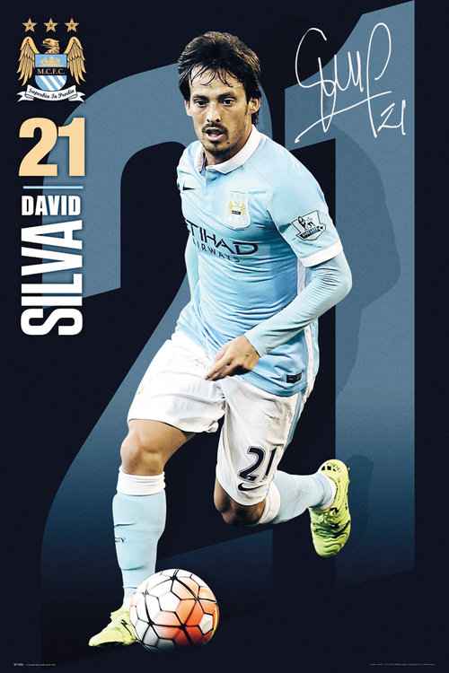 Póster Manchester City FC 179631