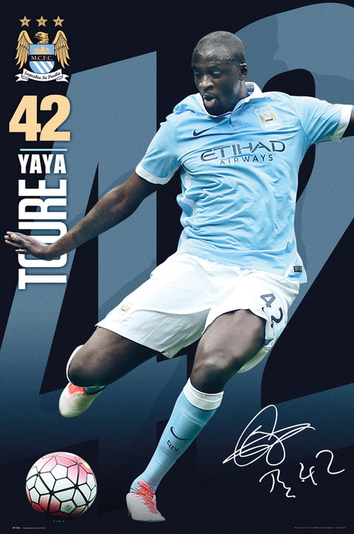 Póster Manchester City FC 179632