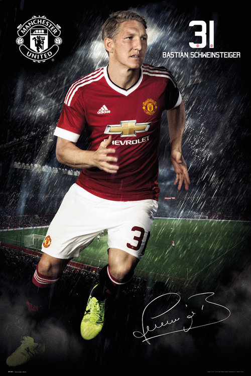 Póster Manchester United FC 179634