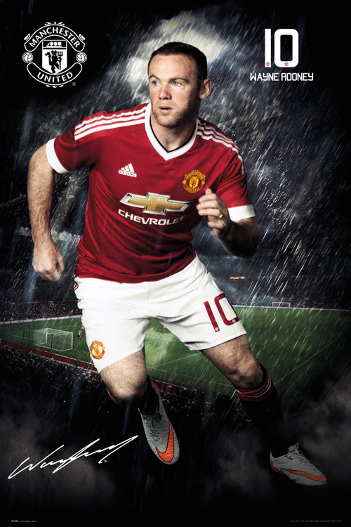 Póster Manchester United FC 179635