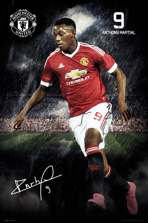 Póster Manchester United FC 179636