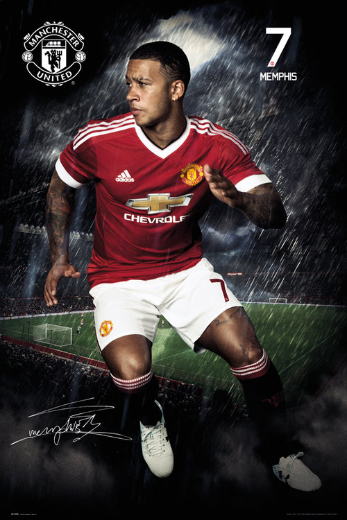 Póster Manchester United FC 179638