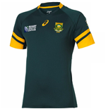 Camiseta Sur Africa Rugby Home