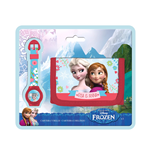 Set Regalo: Reloj + Cartera Frozen