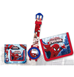 Set Regalo: Reloj + Cartera Spiderman