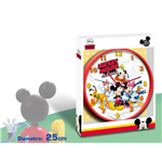 Reloj de pared Mickey Mouse