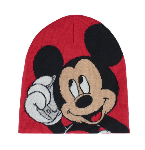 Para estrenar afbb9 baa87 Gorro + guantes + bufanda Mickey Mouse