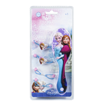 Set Cepillo y gomas Frozen