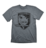 Camiseta Metal Gear 180023