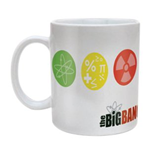 Taza Big Bang Theory - Symbols
