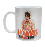 Taza Big Bang Theory Howard