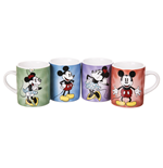 Pack Mini Tazas Disney - Mickey And Minnie