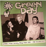 Vinilo Green Day - Wfmu  New Jersey May 28th 1992 – Fm Broadcast