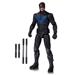 Batman Arkham Knight Figura Nightwing 17 cm