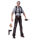Batman Arkham Knight Figura Commissioner Gordon 17 cm