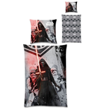 Star Wars Episode VII Funda Nórdica Reversible The Dark Side II 135 x 200 cm / 80 x 80 cm