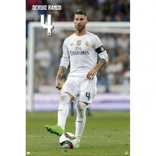 Póster Real Madrid 180679