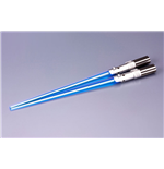 Star Wars palillos con luz sable laser Luke Skywalker