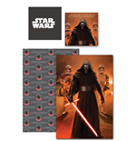 Star Wars Episode VII Funda Nórdica Reversible Kylo Ren II 135 x 200 cm / 80 x 80 cm