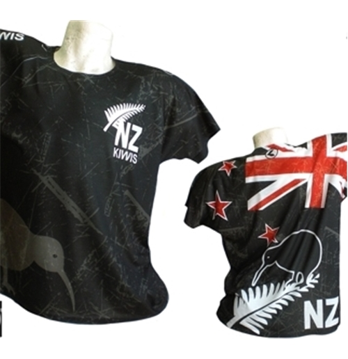 Compra Camiseta All Blacks New Zealand Kiwi Original 9cedd427a99b0