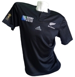 Camiseta All Blacks Home World Cup