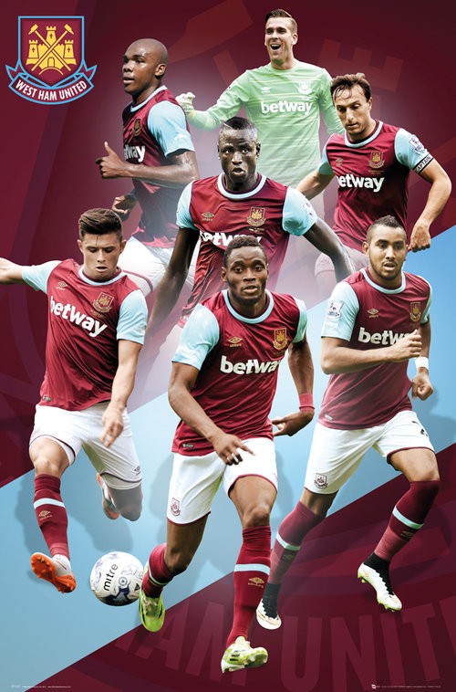 Póster West Ham United 180880