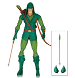 DC Comics Icons Figura Green Arrow (The Longbow Hunters) 15 cm