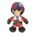 Star Wars Episode VII Peluche Poe 17 cm