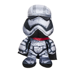 Star Wars Episode VII Peluche Captain Phasma 17 cm