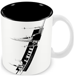 Star Wars Episode VII Taza X-Wing Resistance