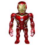 Vengadores La Era de Ultrón Cabezón Artist Mix Iron Man Mark XLV 13 cm