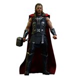 Vengadores La Era de Ultrón Figura Movie Masterpiece 1/6 Thor 32 cm
