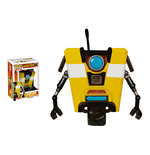 Borderlands POP! Games Vinyl Figura Claptrap 9 cm