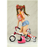 Daydream Collection Vol. 15 Estatua 1/7 Tricycle Racer Candy Pink Ver. 17 cm