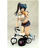 Daydream Collection Vol. 15 Estatua 1/7 Tricycle Racer Candy Blue Ver. 17 cm