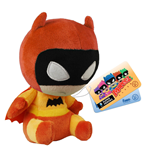 DC Comics Mopeez Peluche 75th Anniversary Colorways Orange Batman 12 cm