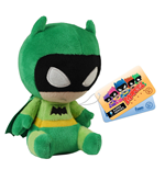 DC Comics Mopeez Peluche 75th Anniversary Colorways Green Batman 12 cm