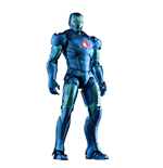 Iron Man Figura MMS Diecast 1/6 Iron Man Mark III Stealth Mode Ver. 2015 Summer Exclusive 30 cm