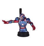 Marvel Comics Busto 1/4 Iron Patriot 26 cm