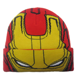 Marvel Comics Gorro Beanie niño Iron Man